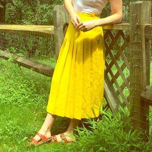 Vintage Breckinridge Wool Skirt 🌼